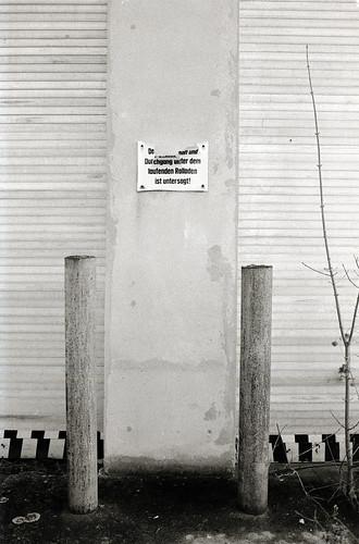 untersagt! / prohibited!