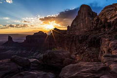 "Canyonlands Sunset (James Marvin Phelps) Tags: canyonlandsnationalpark greenriveroverlook jamesmarvinphelpsphotography jamesmarvinphelps canyonlands utah photography sunset ""jmpphotography""jmp ngc"