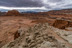 Lower South Desert Overlook (fred h) Tags: redrock4272017869 capitolreef capitolreefnationalpark lowersouthdesertoverlook
