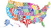 498363961 (katelthomsen) Tags: cartography vector illustration singleword typescript cartoon text california floridausa texas washingtonstate oregon minnesota newyorkstate usa northamerica theamericas map state typographic eastcoast westcoast usstateborder countrygeographicarea