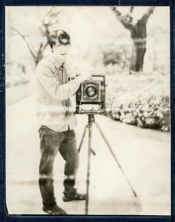 SINAR P2 IMAGON 250mm f5.6 impossible 8X10 polaroidimg078
