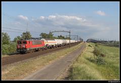 DBC 1611 - 61816 (Spoorpunt.nl) Tags: 31 mei 2017 dbc db cargo 1611 unit trein 61816 moerdijkbrug willemsdorp ketel wagens