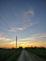 IMG_20170225_180220 (storvandre) Tags: storvandre lombardia lombardy countryside campagna nature landscape road zibido milano parco agricolo