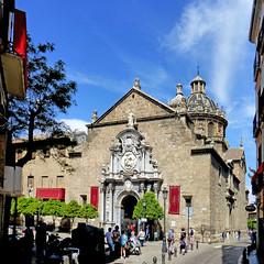 Granada,  Iglesia de los Santos Justo y Pastor (pom.angers) Tags: panasonicdmctz30 granada andalucìa andalusia spain españa april 2017 europeanunion religion church 100