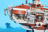 "The_Humpback-8a (Markus ""Madstopper"" Ronge) Tags: steampunk lego submarine uboot madstopper"