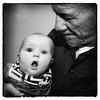 Leighton (Oliver Leveritt) Tags: nikond610 afsnikkor1635mmf4gedvr oliverleverittphotography wideangle monochrome child infant man selfie selfportrait sepia sb800 flash speedlight abetterbouncecard