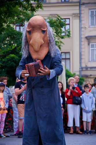Krakow International Festival of Street Theatres - 29
