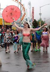 IMG_0710 (GadgetAndrew) Tags: coneyisland mermaidparade mermaid parade brooklyn brooklynusa