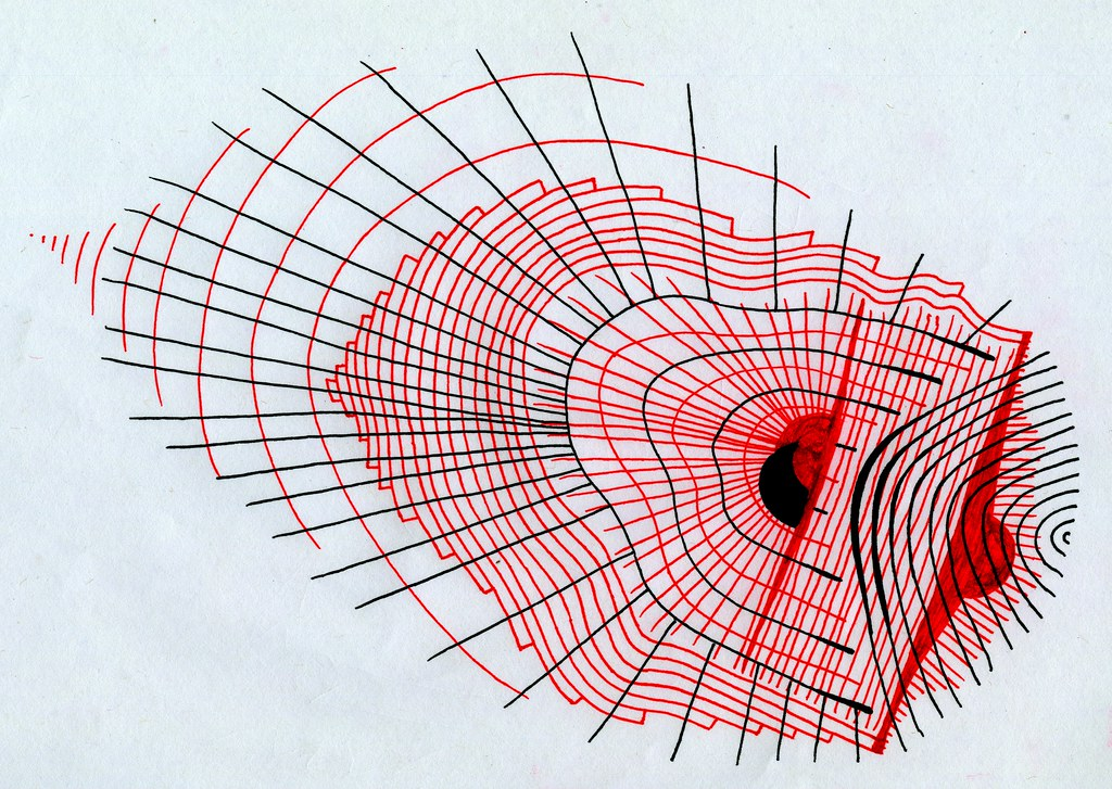 Drawing Red Lines With Green Ink : The world s best photos of drawing and lines flickr hive