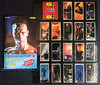 Dunkin Bubble Gum - The Terminator (stormchaseroosteeklo) Tags: dunkin bubblegum bubble gum chewinggum chewing chiclet chiclets stickers sticker album albums collection collecting wrapper wrappers