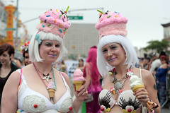 IMG_0970 (GadgetAndrew) Tags: coneyisland mermaidparade mermaid parade brooklyn brooklynusa