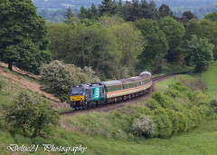 20170518-IMG_7988 (deltic21) Tags: severnvalley severn railway rail railways diesel preservation preserved gala dieselgala british brblue britishrail thrash 88 drs class88 88003 eardington