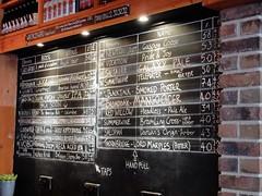 The Victorian, Halifax (deltrems) Tags: pub bar inn tavern hotel hostelry house restaurant beer real ale menu blackboard thevictorian victorian halifax yorkshire
