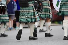 Kilts on parade (stephencharlesjames) Tags: kilts scottish bagpipe band drummers memorial day parade middlebury vermont