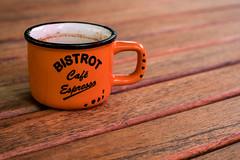 Bistro Espresso (SLX_Image) Tags: coffee espresso food café kaffee mug