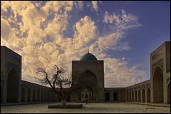 Mezquita Kalon, Bukhara (3) (bit ramone) Tags: mezquita mosque bukhara bujara silkroad uzbekistan bitramone
