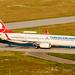 Turkish Airlines   Boeing 737-9F2(ER)   TC-JYB