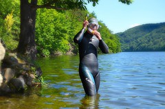 Bleseventy Fusion (041) (Merman latex) Tags: wetsuit neoprene wet tight tightclothes rubber skin wetsuits blueseven
