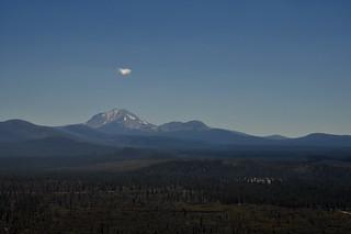 Lassen Peak from the North