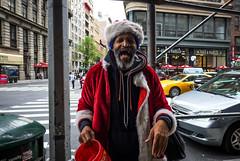 DSCF2506 (john fullard) Tags: 2017 candid color colour fujixpro1 manhattan newyork nyc santa street unionsquare urban