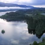 Morning Mist over The Trossachs thumbnail