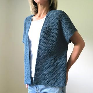 Tailfeather pattern by Heidi Kirrmaier