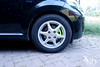Toyota Aygo - Yellow Calipers (ND-Photo.nl) Tags: toyota aygo brake caliper calipers bosch rem klauw remklauw geel fluor fluorescant fluo fluoriserend diy paint verf spuitbus spraycan spraygun cangun