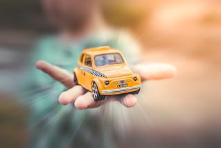 [ fiat 500 taxi ]