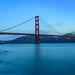 Golden Gate Bridge - Morning Light
