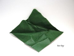 Valleys and mountains (Yara Yagi) Tags: origami paper papel mountains montanhas vale valley