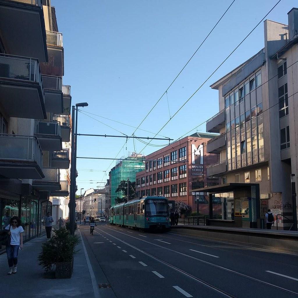 Eckenheimer Landstraße, Frankfurt