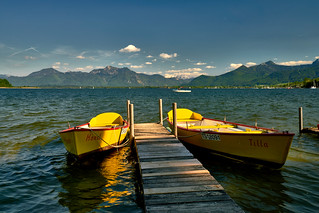 Hansl & Tilla  - Lake Chiemsee Panorama