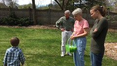 "Paul Hunts Easter Eggs with Grandma and Grandpa Morton • <a style=""font-size:0.8em;"" href=""http://www.flickr.com/photos/109120354@N07/34789158412/"" target=""_blank"">View on Flickr</a>"