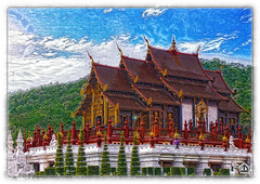 Thailand (reinhard111) Tags: thailand siam tempelanlage wat buddhismus