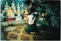 (grousespouse) Tags: myanmar burma 2017 filmphotography nikonf3 nikonseriese 28mm wideangle kodak portra400 analog analogue 35mm pindayacaves buddhas grousespouse croplab film filmisnotdead