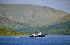 Ocean Gem (Zak355) Tags: oceangem ship boat vessel converted conversion fishingboat formerfishingboat rothesay isleofbute bute scotland scottish riverclyde harbour