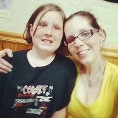 """At 5'3"""" and 125 lbs., my baby is almost as big as me! (I'm 5'7"""" and 152 lbs.) #motherandson #momandson #thisisautism #whatautismlookslike #autism #Aspergers 👩 👶 💛 (Jenn ♥) Tags: ifttt instagram"""