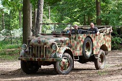 Steyr 1500 A  / Militracks 2017 / Overloon (rob4xs) Tags: overloon militracks oorlogsmuseum museum camouflage wehrmacht militracks2017 steyr steyr1500a ww2 wwii nederland thenetherlands holland