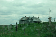 Abandoned Farmhouse (Midnight Believer) Tags: farmhouse abandoned neglected deserted crittendencounty rainy abandonment kentucky cloudy rural