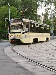 КТМ-619 (Dmytro Shishkin) Tags: москва россия canon5d moscow russia canonef50mmf18 50mmlens 50mm трамвай городскойтранспорт