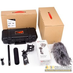 Buy Aputure Deity Condenser Shotgun Microphone Location Kit At Rs.47,500 Features :- Low Inherent Self-Noise, Includes Waterproof Case Place Order Here :- http://bit.ly/2s2THSL Cash on Delivery Hassle FREE To Returns Contact # (+92) 03-111-111-269 (BnW) # (BnWCollections) Tags: deity condenser aputure kit bnwcollections location shotgun microphone