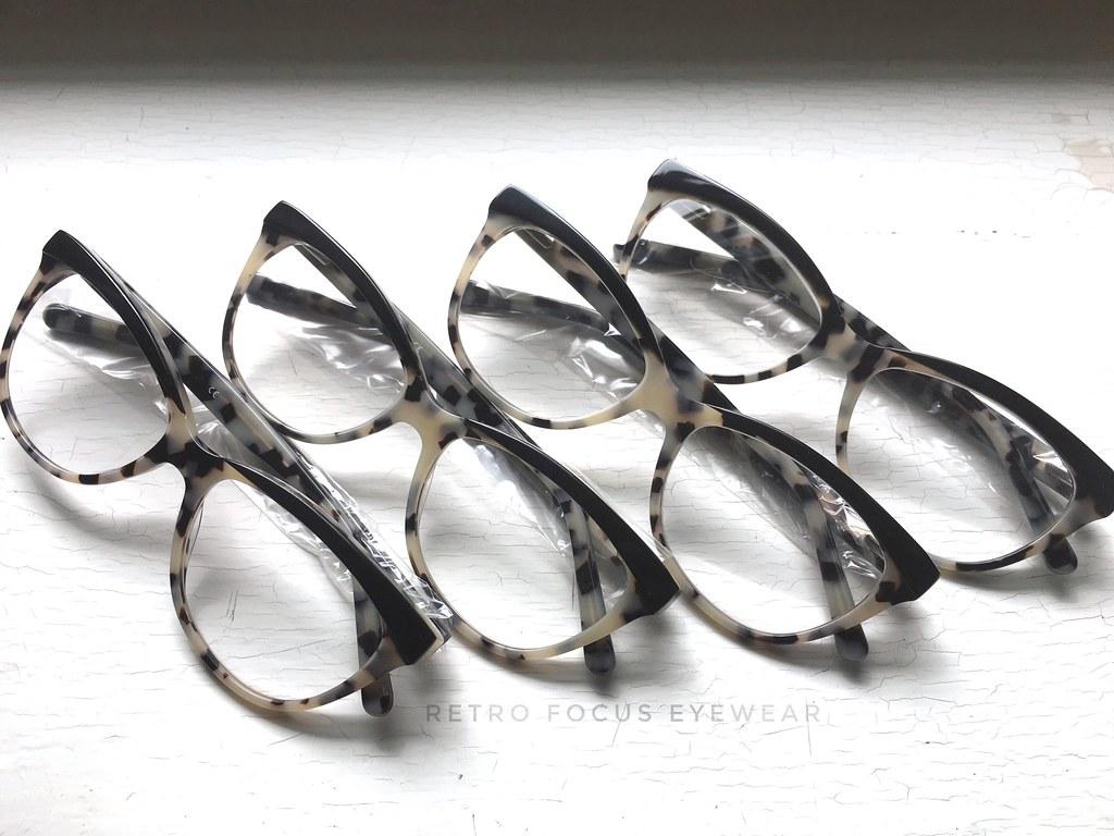 c5ad95016db Betty Browline Square Cat Eye Eyeglasses Reading Glasses  RetroFocusEyewear.com (Retro Focus Eyewear &