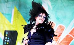 Boss Hog (kirstiecat) Tags: cristinamartinez bosshog do divisionfestivalbandliveconcerthairmovementenergymomentcinematiccanonbrood x female woman