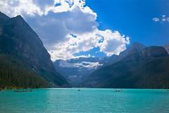 Lake Louise (lordoye (coming up slowly)) Tags: lake ake louise alb alberta rockies canada torquoise victoria glacier leica m9