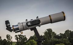 William Optics FluoroStar 110 (Odonata457) Tags: marriottsville maryland unitedstates william optics fluorostar 110 refractor telescope