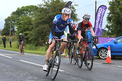 Scottish Veterans' Road Race Championship, 2017. (Paris-Roubaix) Tags: jamie henderson spokes rt andy bruce leslie bikes kenny moray firth cc scottish veterans road race championship falkirk bike club cowie bicycle racing 2017 riddle