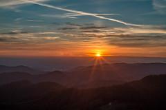 Landschaft-553-HDR.jpg (1993CHRISTOPH) Tags: nacht hdr lightpainting landschaft sommer buchkopfturm oppenau sternenhimmel sterne sonnenuntergang selbstportrait panorama langzeitbelichtung natur