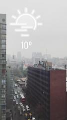 Santiago Centro (221192) Tags: edificio santiago centro frio nublado nubes cloudy cloud cars altura departamento street building center chile cold