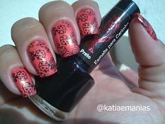 Esmalte para carimbo Preto TOXIC FREE (La Femme) (katiaemanias) Tags: drk lafemme esmalte esmaltes esmalteparacarimbo esmalteslafemme katiaemanias nails nailpolish nail nailart unhas unha polish
