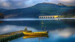 Ladybower Reservoir (Arthur Brown PHOTOGRAPHY) Tags: derbyshire peakdistrict canon350d photomatix photomatixpro